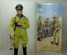 "Dragon Models 1/6 WWII NORTH AFRICA 1942 THE DESERT FOX ""ROMMEL"""