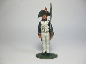 Del-Prado-Napoleon-At-War-034-Cadet-Imperial-Guard-1805-034-1-30-Lead-figure