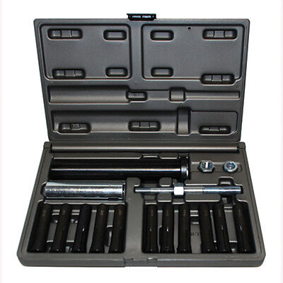 Cal Van Tools 95400 In-line Dowel Pin Puller Set, With Sae And Metric Collets