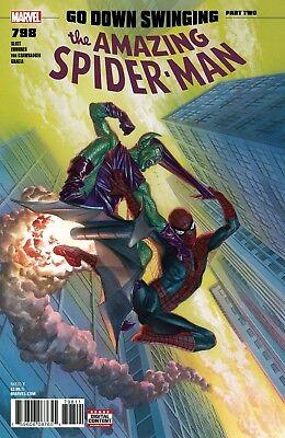 Amazing Spider-man #797 798 799 800 1st print NM 9.4 Unread Red goblin