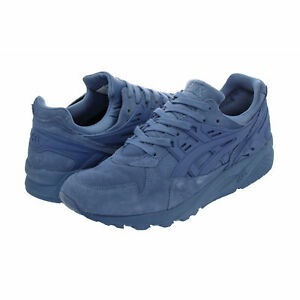 Details Blue Trainer Shoes Asics Mens Blue Kayano Gel- Pigeon Sz About 9 hl7x1 pigeon 4646