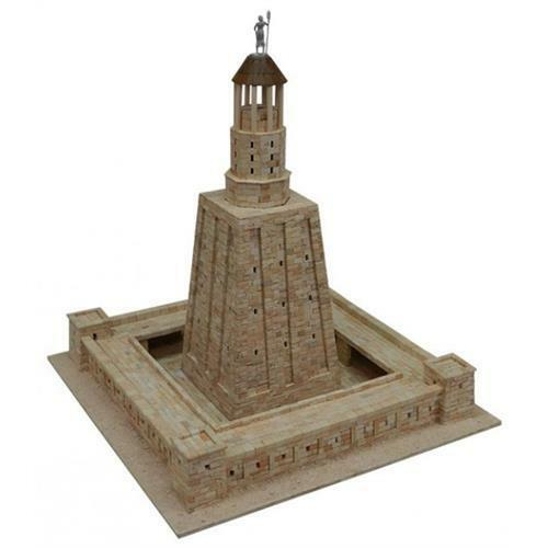 Aedes ars alexandria alexandria alexandria lighthouse brique model kit - 5500 pieces/365mm haute e42b7b