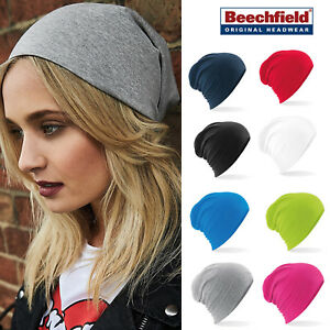 Beechfield Hemsedal Cotton Beanie