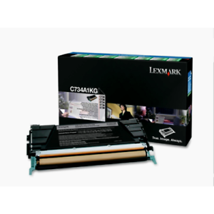 Genuine-Lexmark-C734A1KG-Black-Toner-Cartridge-Lexmark-C734-C736-X734-X736-X738