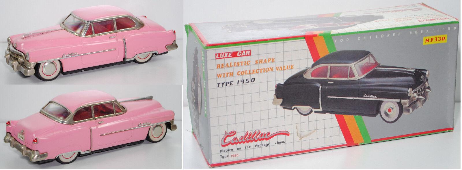 LUXE CAR mf330 illac Série 62 Coupé Deville, rose, 1 18
