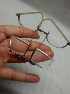0678219d346e Image is loading Rare-antique-American-optical-co-surgical-eyeglasses-Beebe-