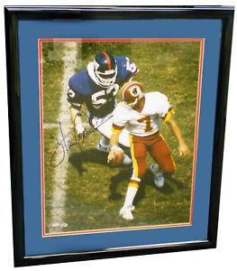 378f529fc Harry Carson New York Giants SIGNED 16x20 Photo Autographed COA ...