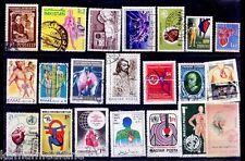 Medicine, Health, Heart, Organs, Fine Used Stamps Lot   -  Me15