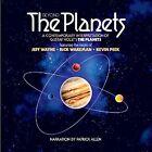 Beyond the Planets * by Kevin Peek/Rick Wakeman/Jeff Wayne (CD, May-2016, RRaw)