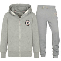 Converse Allstars Tracksuits Kids Sizes Med/large/ X Large Grey