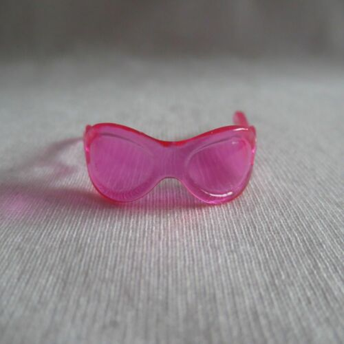 NEW Barbie Doll Pink Sunglasses Glasses Clothing Accessory ADD ON ITEM