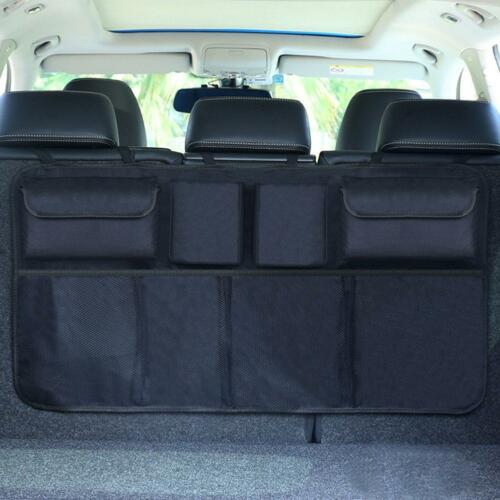 NEW High Capacity Multi-use Oxford Car Seat Back Organizers Interior Accessories