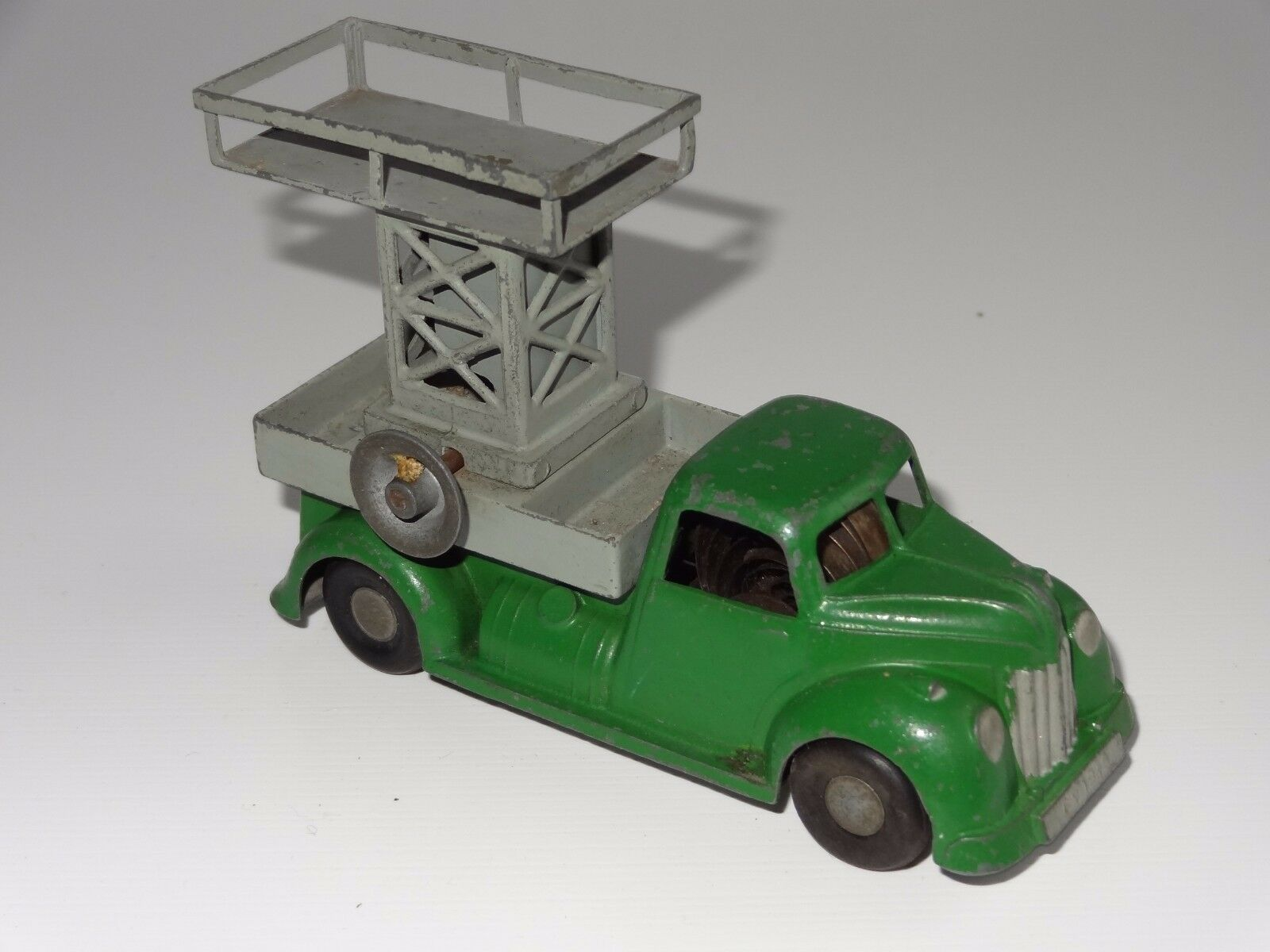 (W) Chad Valley Wee Kin TOWER REPAIR WAGON - 232