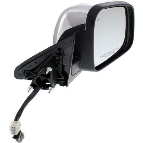 Chrome For Grand Cherokee 11-16 Passenger Side Mirror