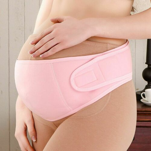 Details about  /Maternity Belly Supporters Corset For Women/'s Polyester Blends Bandage Belts New