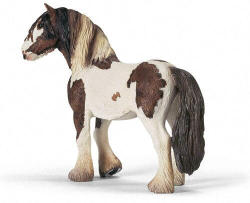 Neuf Schleich Tinker Stallion #13625 jouet figurine