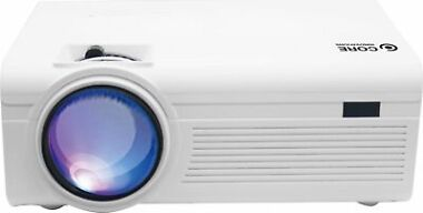 Core Innovations CPJ600WHBY 20000-Lumens LCD Home Theater Projector