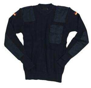 BW Marine Pullover Marinepulli blau Magazinware unbenutzt Größe 50