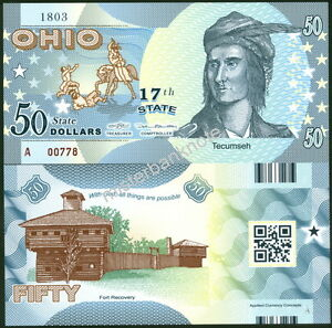 ACC STATE BANK NOTE SERIES: MISSISSIPPI POLYMER FANTASY