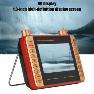 10-9cm-MP3-Lecteur-Musique-Audio-Video-Enregistreur-Radio-Fm-Carte-Tf-USB-U-Disk