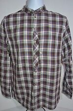 PAUL SMITH JEANS Classic Fit Man's Casual Shirt NEW Size Large Retail $295
