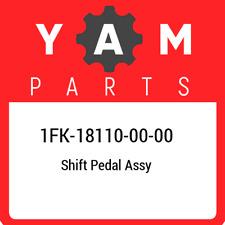 Yamaha New OEM 1WS-18110-00-00 Shift Pedal Assy 1WS181100000