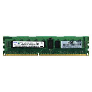 HP-4GB-1Rx4-PC3L-10600R-DDR3-1333MHz-1-35V-ECC-REG-RDIMM-Server-Memory-RAM-1x-4G