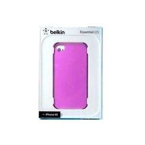 BELKIN-CASE-FOR-IPHONE-4-4S-ESSENTIAL-025-TRANSLUCENT-PURPLE-LGHTNNG-F8Z847QEC02