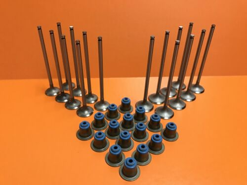 Escape Fusion Focus  Ranger 4cyl Intake /& Exhaust Valve Kit Stem Seal