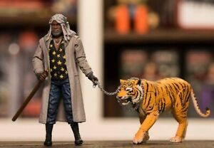 Ezekiel and Shiva 2-Pack Skybound McFarlane BRAND NEW figures The Walking Dead
