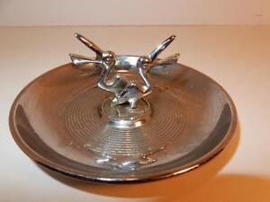 Vintage Hamilton Products Art Deco Chrome Pincherette