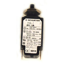 1P 125V 90C0671 Airpax T11-2-20.0A-01-11Al-V Circuit Breaker Hyd-Mag 20A