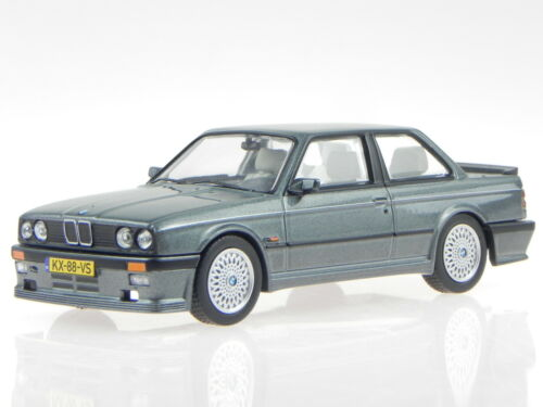 BMW e30 325i M-Technic grau LHD NL Modellauto 13402c Vanguards 1:43