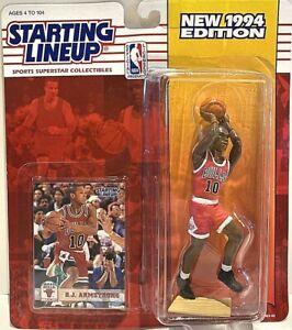 1994 B.J. Armstrong NBA Starting Lineup - BRAND NEW, UNOPENED!!