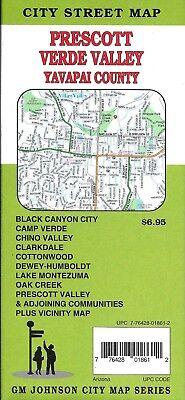 City Street Map of Prescott, Verde Valley, Yavapai County, Arizona, on carroll county map, crenshaw county map, arizona map, greene county map, liberty county map, litchfield county map, new castle county map, pima county map, coconino county map, mohave county map, columbia county map, perry county map, boise county map, grant county map, maricopa county map, pinal county map, sheridan county map, hamilton county map, navajo county map, gila county map,