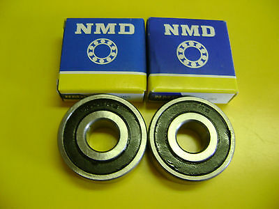 EXCELLENT QUALITY AFTER MARKET HONDA FRONT WHEEL BEARINGS K17