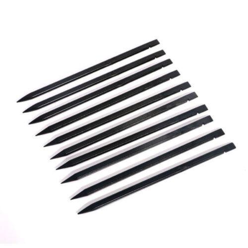 Plastic 10PCS Nylon Spudger Black Stick Opening Pry Repair Tool iPhone 6//7 GI8