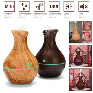 USB-LED-Humidifier-Ultrasonic-Essential-Oil-Diffuser-Aroma-Aromatherapy-Purifier