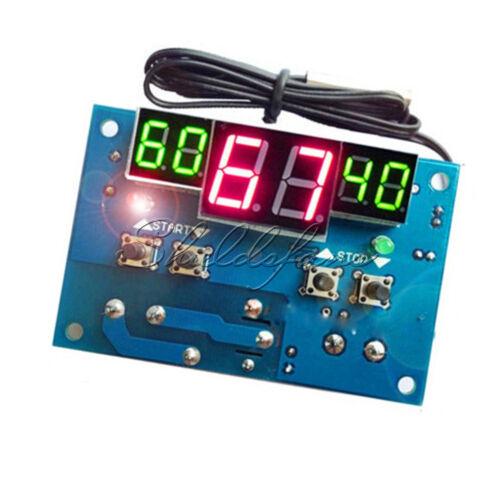 DC 12V//24V XH-W1401 Intelligent Digital Led Thermostat Temperature Controller