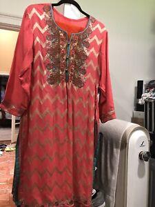 Indian-Pakistani-Salwar-Kameez-Designer-Suit-Bollywood-Dress