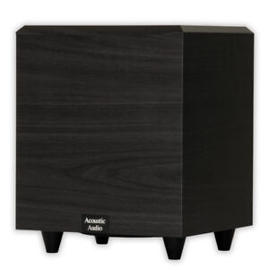 Acoustic-Audio-PSW-6-Home-Theater-Powered-6-5-034-Subwoofer-250-Watts-Surround