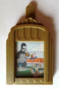 "Vintage ""HOMER SIMPSON"" Matt Groening 2002 FOX Burger King Toy"
