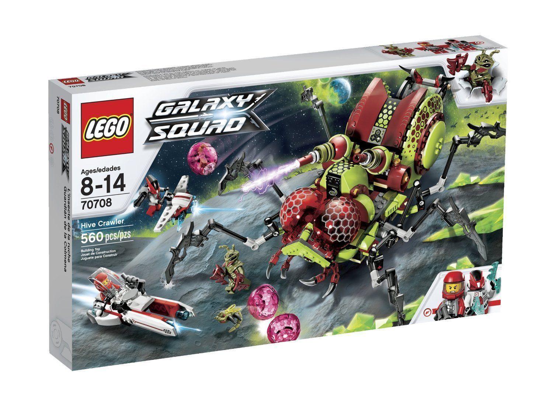 70708 HIVE CRAWLER galaxy squad LEGO legos set NEW space alien conquest BUGS