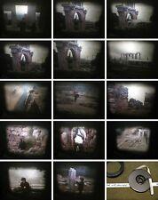 Super/Normal 8mm-Privatfilm ca,1969-Griechenland Stadt-Tempel-Urlaub Privat