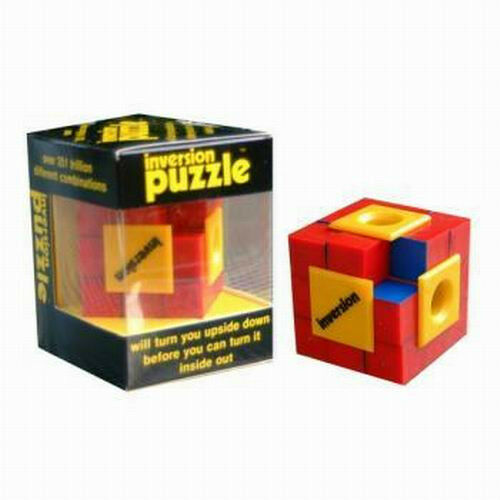 Masse of 6 Pieces - International Inversion Puzzle Brain Teaser Spielzeugs + FREE SHIP
