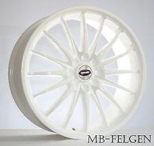 Rimstock Jet white Alufelgen 7x17 Opel Astra A-H Corsa D Tigra