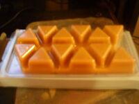 Partylite1box Ginger Pumpkin Scent Plus Brick Aroma Melts