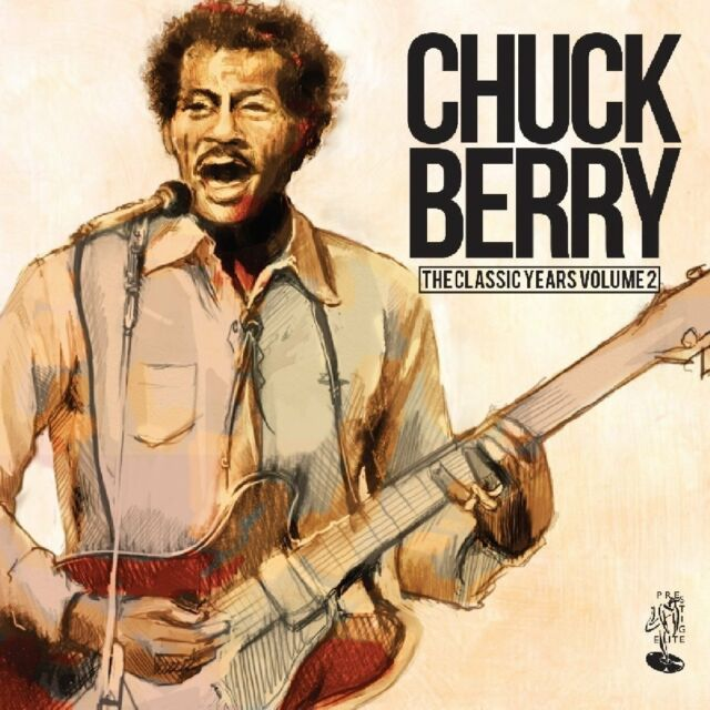 CHUCK BERRY - THE CLASSIC YEARS VOLUME 2,   CD NEW!