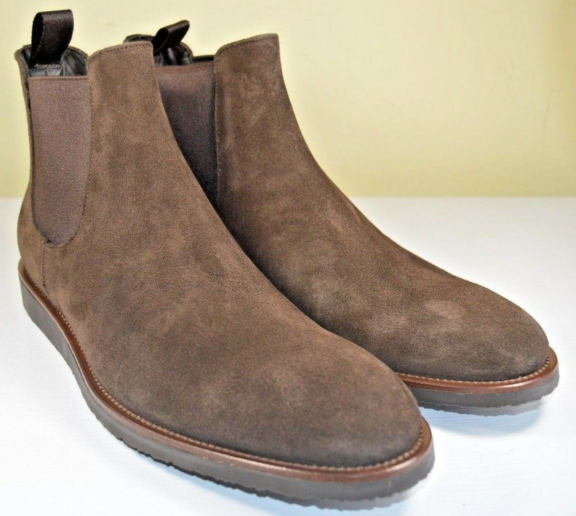 To Boot New York Corden Chelsea Boots Size 12 D Made in