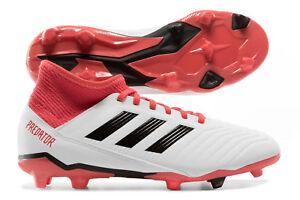 Prédateur Adidas 18,3 Soccer Terre Ferme